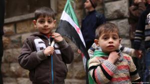 أطفال سوريون. (photo: dpa)