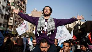 متظاهرو الربيع العربي