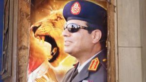 الرئيس المصري عبد الفتاح السيسي. Foto: Arian Fariborz