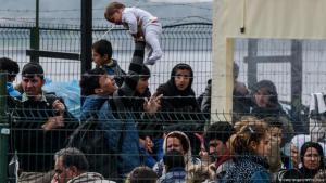 لاجئون في تركيا. أ ف ب