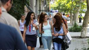 يريفان عاصمة أرمينيا