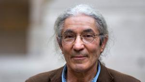 الكاتب الجزائري بوعلام صنصال Foto: picture-alliance/dpa/E. Laurent