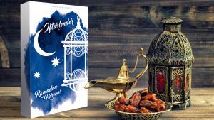 """""""إفطار ليندَر"""" -  تقويم الإفطار. تقويم رمضان الإسلامي على غرار تقويم عيد الميلاد المسيحي. Foto: privat"""