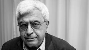 (photo: imago/ZUMA Press) الروائي والمفكر إلياس خوري