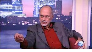 الباحث السياسي جلبير الأشقر