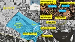 التعذيب في سجن العزولي العسكري