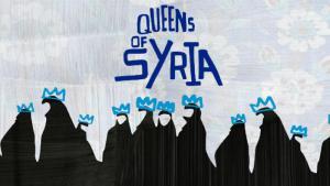 """مشروع """"ملكات سوريا"""" المسرحي السينمائي. Quelle: privat"""