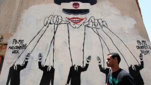 الجيش المصري له اليد الطولي Foto: Reuters