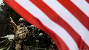 جندي أمريكي