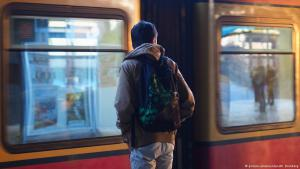 لاجئون قاصرون أقل من عمر الـ 18 في ألمانيا.