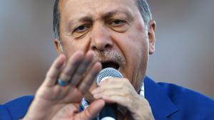 إردوغان في غازي عنتاب التركية. 28.08.2016 (photo: picture-alliance/dpa/S. Suna)