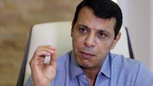 محمد دحلان. Foto: picture-alliance/AFP/STR