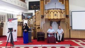 """مسجد """"دار السلام"""" في حي نيكولن البرليني"""