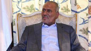 علي عبد الله صالح. Foto: picture-alliance/dpa