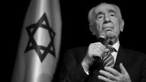 شمعون بيريز. Foto: Reuters/File Photo/A. Cohen