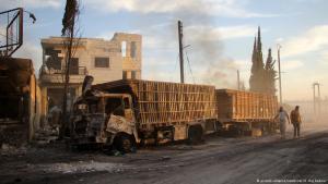 هل تتحول حلب الى العاصمة الشيشانية غروسني؟