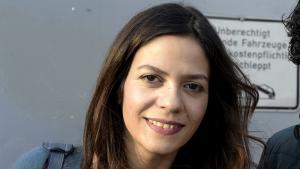 (photo: picture-alliance/Geisler-Fotopress/O. Kern) ديمة ونوس كاتبة وصحفية سورية