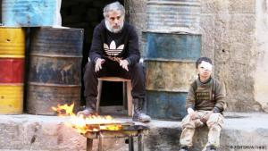 حلب تحت القصف والجوع