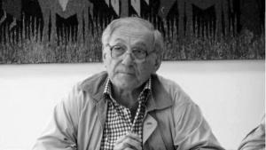 الفيلسوف السوري الراحل صادق جلال العظم