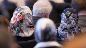 مسلمون في ألمانيا. Foto: dpa