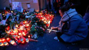 عزاء لضحايا الهجوم على سوق عيد الميلاد في برلين في ألمانيا