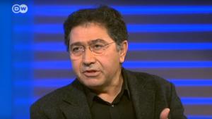 الصحفي السوري أحمد حسو Syrischer Redakteur Ahmad Hissou