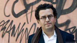 الكاتب الليبي هشام مطر. Foto: AP