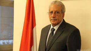 السفير اليمني في  ألمانيا، يحيى محمد عبد الله الشعيبي