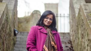 منى صدّيقي، أستاذة الدراسات الإسلامية في جامعة إدنبرة. (photo: private)