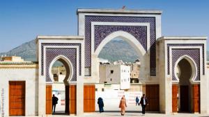 تأسّست مدينة فاس في القرن التاسع الميلادي، وتحوّلت إلى عاصمة المغرب أثناء حكم المرينيين في القرن الـ13، وظّلت كذلك حتى عام 1912.