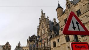 مدينة ميكلين الفلمنكية في بلجيكا. Foto: DW