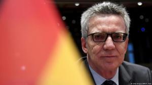وزير الداخلية الألماني توماس دي ميزيير