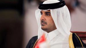 أمير قطر تميم بن حمد آل ثاني. Foto: dpa/picture-alliance