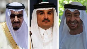 مقاطعة قطر - زلزال يهز البيت الخليجي والسكان يدفعون الثمن