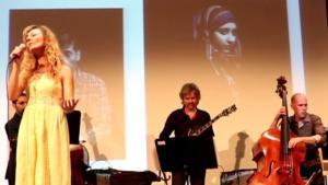 """أمسية موسيقية (في مدينة كولونيا - ألمانيا) بمناسبة الأسبوع العالمي لسوريا بعنوان """"بين الجاز الغربي والموسيقى الشرقية"""".  Ali Almakhlafi ©"""