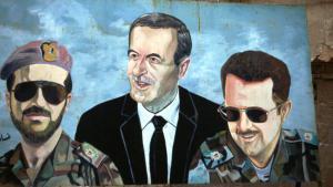 عائلة الأسد حولت سوريا إلى سجن كبير وإلى جمهورية الخوف  Foto: Reuters