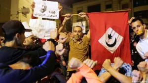 """تحظى موجة الاحتجاجات في الحسيمة شمال المغرب، والمسماة """"حراك الريف""""، باهتمام محلي وإقليمي هو الأكبر لها منذ انطلاقها قبل نحو ستة أشهر."""