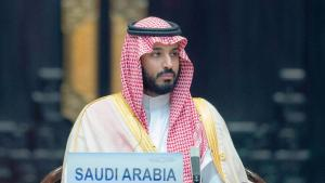 محمد بن سلمان ولي العهد في المملكة العربية السعودية  الصورة يوتيوب