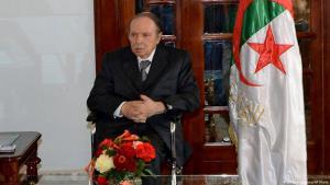 الرئيس الجزائري عبد العزيز بوتفليقة:
