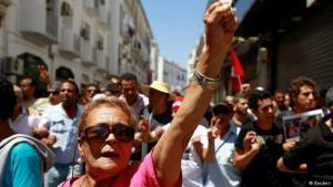 تونس المعارضة العلمانية تكثف ضغوطها على حركة النهضة