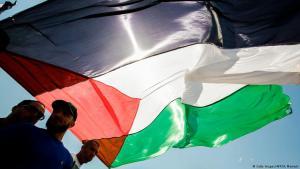 علم فلسطين الفلسطينيون يريدون المصالحة وانهاء الانقسام Foto: AFP/Getty Images