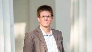 الباحث في الحضارات القديمة ميشائيل زومَر. (source: University of Oldenburg)