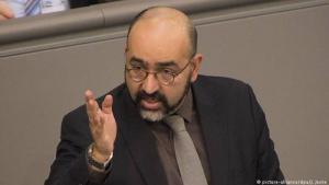 سياسي حزب الخضر، الألماني من أصول إيرانية، أوميد نوريبور. (photo: picture-alliance/dpa/J. Jeske)