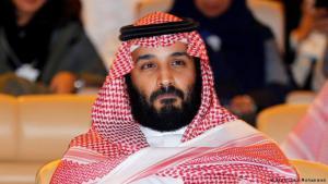ولي العهد السعودي والرجل القوي في البلاد، محمد بن سلمان (32 عاما)