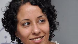 الكاتبة المصرية دنيا ماهر. source: elcinema.com
