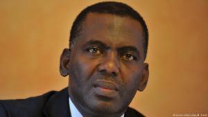 الناشط الموريتاني المدافع عن حقوق الإنسان بيرام ولد إعبيدي. Foto: dpa/picture-alliance