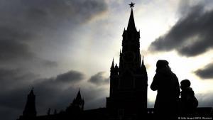 إطلالة على الكرملين الروسي في موسكو، روسيا. Quelle: AFP/Getty Images