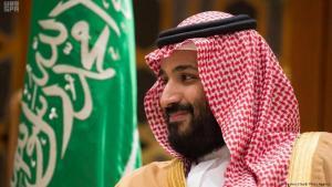 ولي عهد السعودية محمد بن سلمان.
