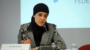 حوار مع الباحثة دينا العمري حول النسوية والإسلام. Foto: privat
