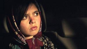 """صورة من فيلم """"ثلاثة وجوه"""" الإيراني الروائي.  (distributed by Memento Films)"""